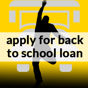 apply for a back to school loan