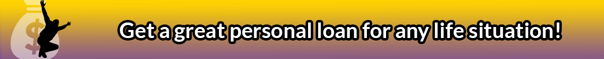 Personal loans header