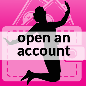 open an account